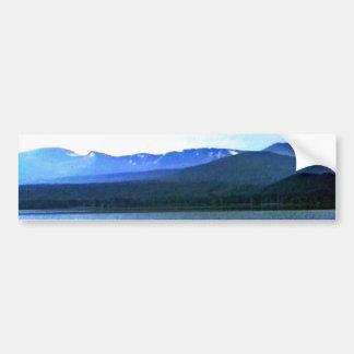 Scotland Cairngorm Mountains Art -36909a1 jGibney Bumper Sticker