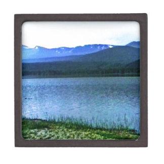 Scotland Cairngorm Mountains Art -36909a1 jGibney Keepsake Box