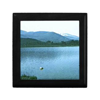 Scotland Cairngorm Mountains Art snap36688 jGibney Gift Box