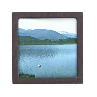 Scotland Cairngorm Mountains Art snap36688 jGibney Keepsake Box