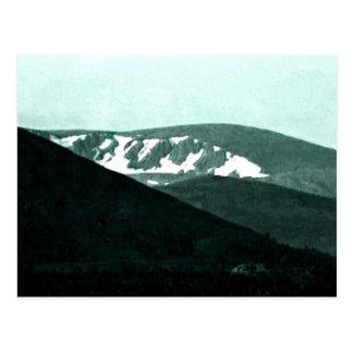 Scotland Cairngorm Mountains Art snap-36430 jGibne Postcard