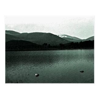 Scotland Cairngorm Mountains Art snap-36648 jGibne Postcard