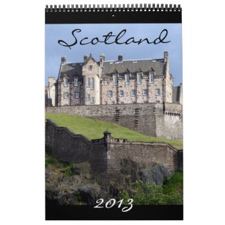 scotland calendar 2013