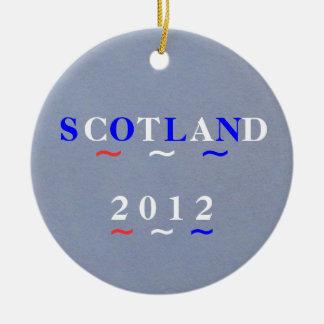 Scotland-Celebrations Ornament