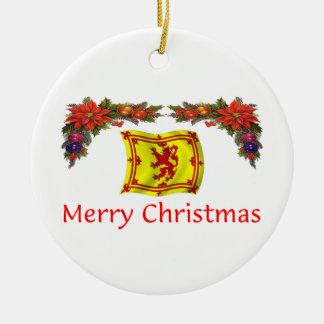 Scotland Christmas Ornaments