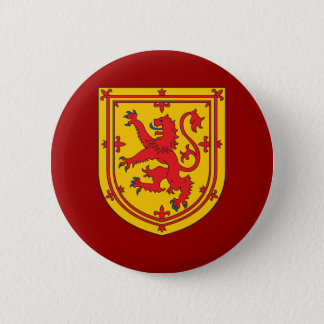 Scotland coat Of Arms Button