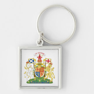 Scotland Coat of Arms Keychain