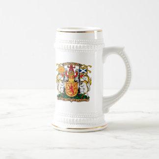 Scotland Coat of Arms large Mug
