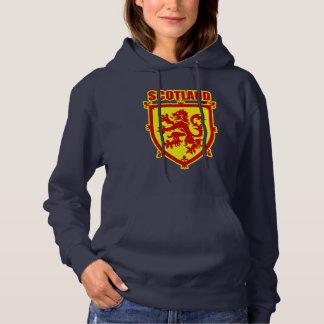 Scotland Coat of Arms Lion Rampant Hoodie