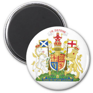 Scotland Coat of Arms Magnet