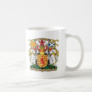 Scotland coat Of Arms Mugs