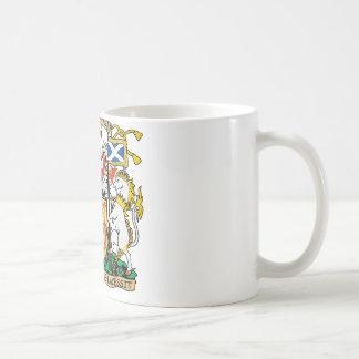Scotland coat Of Arms Coffee Mugs