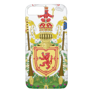 Scotland Coat of Arms.png iPhone 8/7 Case