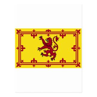 Scotland Coat of arms Postcard