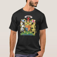 Scotland Coat of Arms Shirts