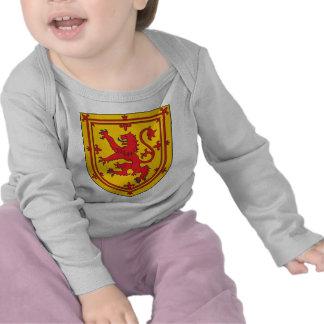 Scotland coat Of Arms Shirt