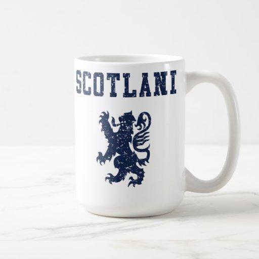Scotland Coffee Mug