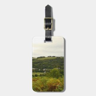 Scotland Countryside Bag Tags