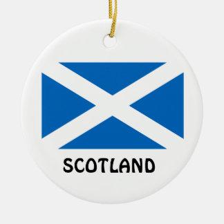 SCOTLAND* Custom Christmas Ornament