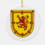 SCOTLAND Custom Christmas Ornament