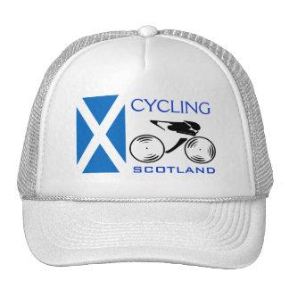 Scotland Cycling Hat