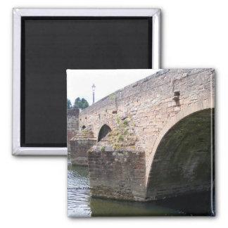 Scotland: Devorgilla Bridge, Dumfries Magnet