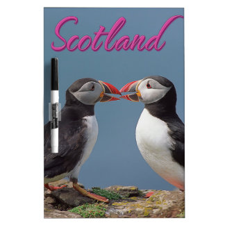 Scotland Dry-Erase Board