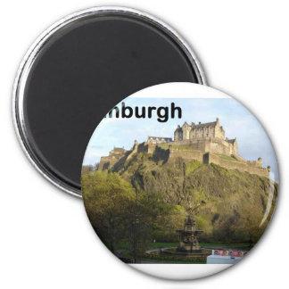 Scotland Edinburgh Castle (St.K) Magnet