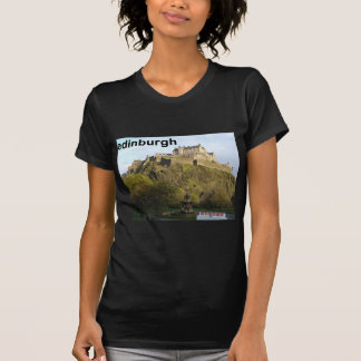 Scotland Edinburgh Castle (St.K) T-Shirt