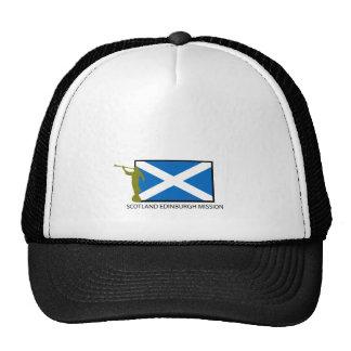 SCOTLAND EDINBURGH MISSION LDS CTR TRUCKER HAT