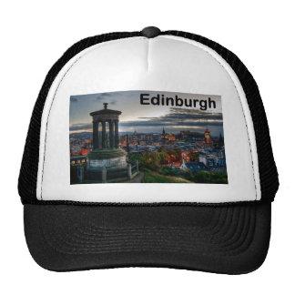 Scotland Edinburgh skyline (St.K) Trucker Hat
