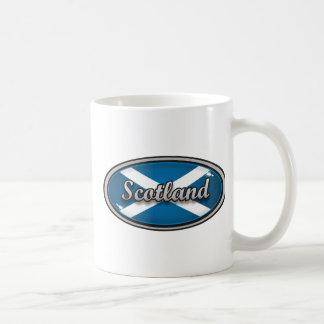 Scotland flag 1 coffee mug