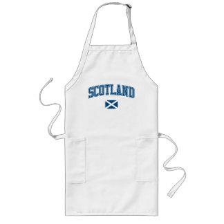 Scotland + Flag Aprons