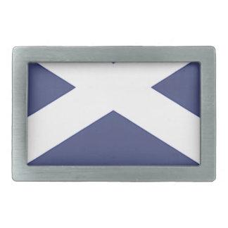 Scotland FLag Rectangular Belt Buckles