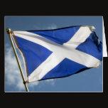 scotland flag big