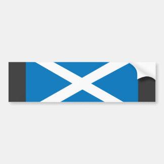 Scotland Flag Bumper Sticker
