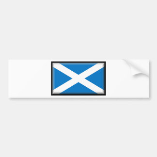Scotland Flag Bumper Sticker