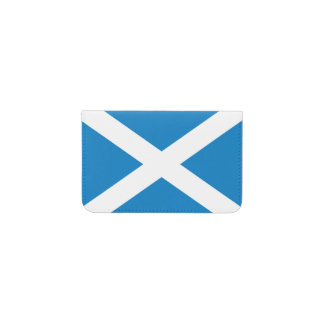 Scotland Flag Business Card Holder