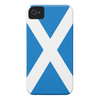 Scotland Flag iPhone 4 Covers