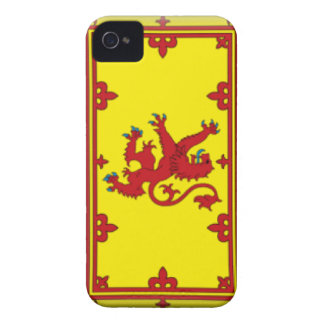 Scotland Flag iPhone 4 Case