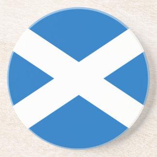 Scotland Flag Coaster