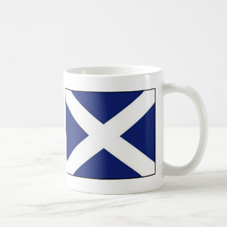 SCOTLAND FLAG COFFEE MUGS