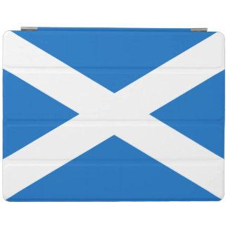 Scotland Flag Design iPad Smart Cover