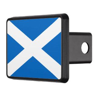 Scotland Flag Design Trailer Hitch Cover