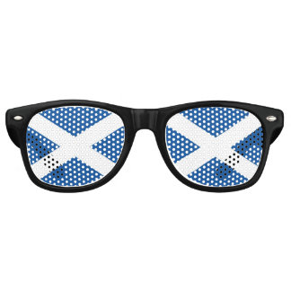 Scotland Flag Wayfarer Sunglasses