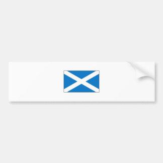 Scotland FLAG International Bumper Sticker