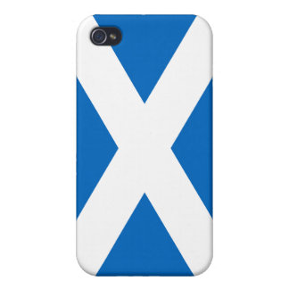 Scotland Flag iPhone Cover For iPhone 4