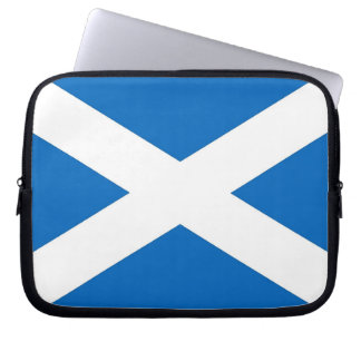 Scotland Flag Laptop Sleeve