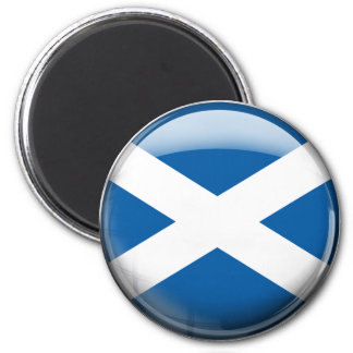 Scotland Flag Magnet