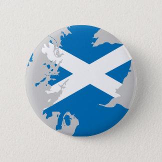 Scotland flag map button